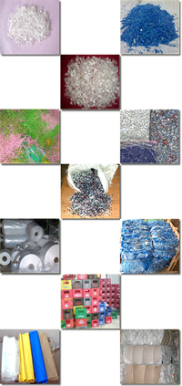 reciclare material plastic